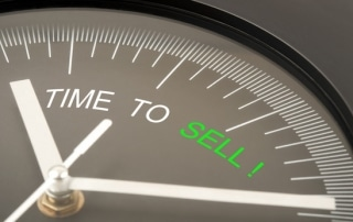 The Tricky Business of Knowing When to Sell